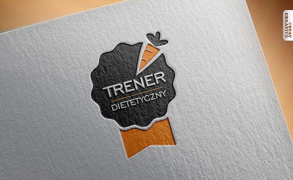 Trener Dietetyczny – Logo