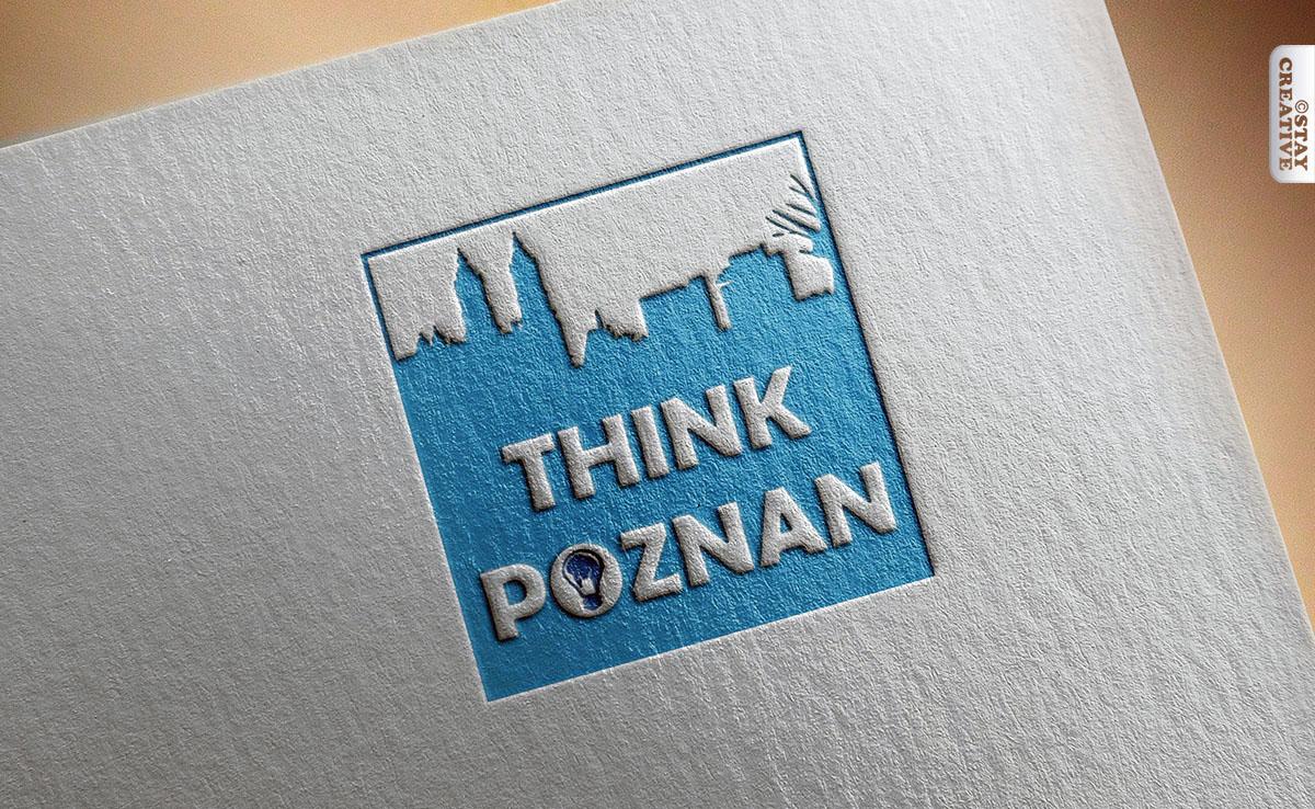 Blog Think Poznań – Logo