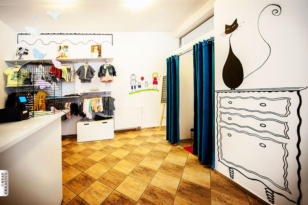 Butik LalaBubu – Fotografia Wnętrz