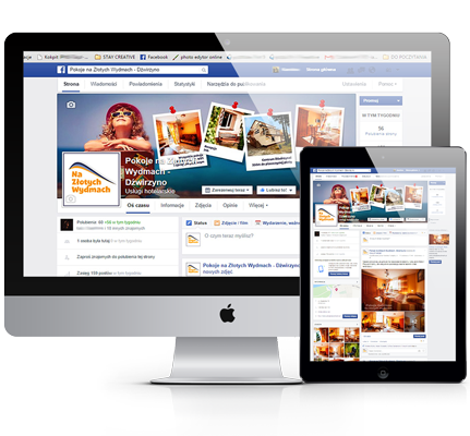 prowadzenie fanpage'a hotelu na Facebooku