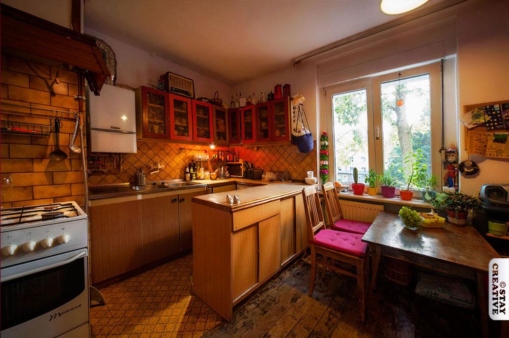 Mieszkanie nawynajem – Fotografia Wnętrz