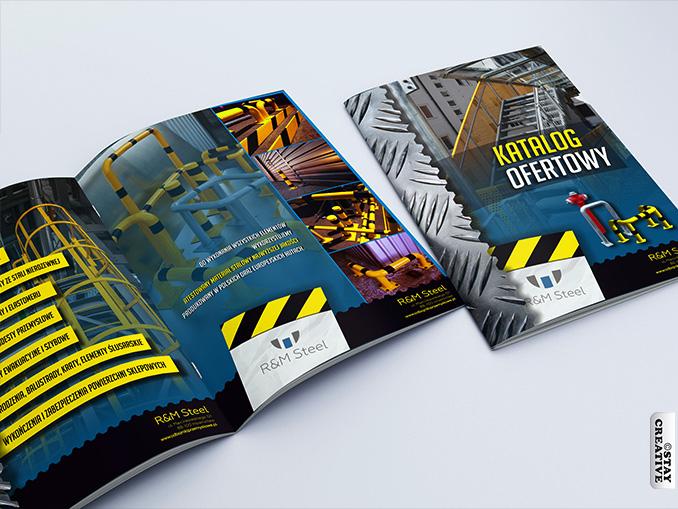 R&M Steel  – Katalog