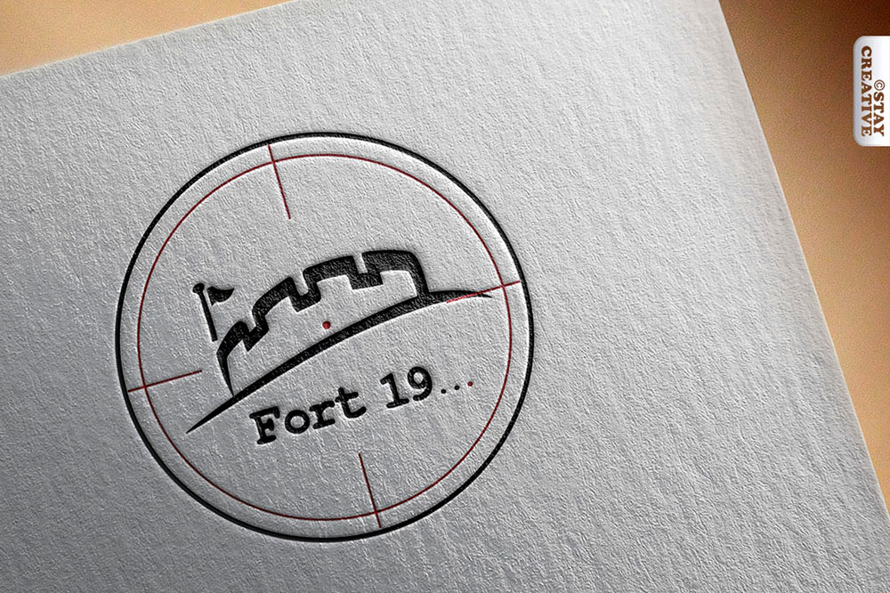 Fort 19 – Logo