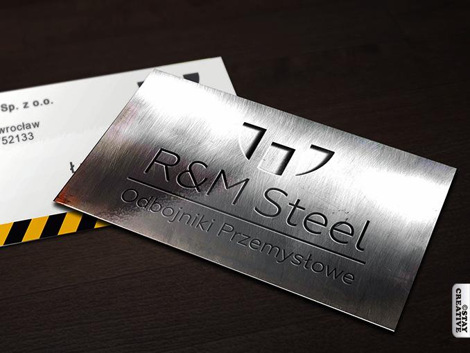 R&M Steel – Wizytówki