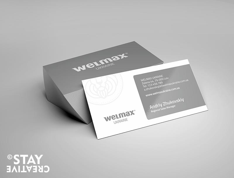 wizytówki Welmax