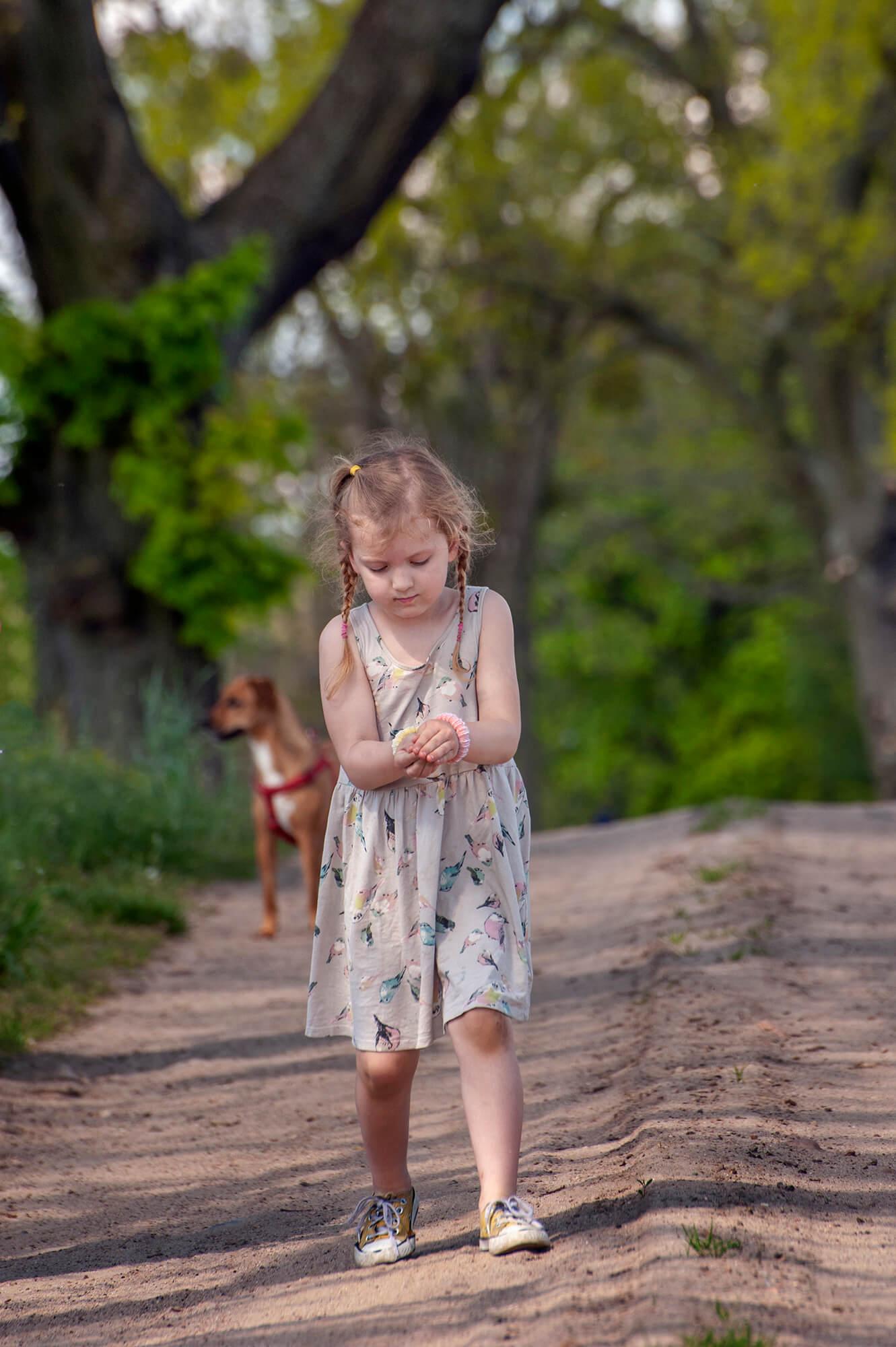 fotografia dziecięca wplenerze poznań